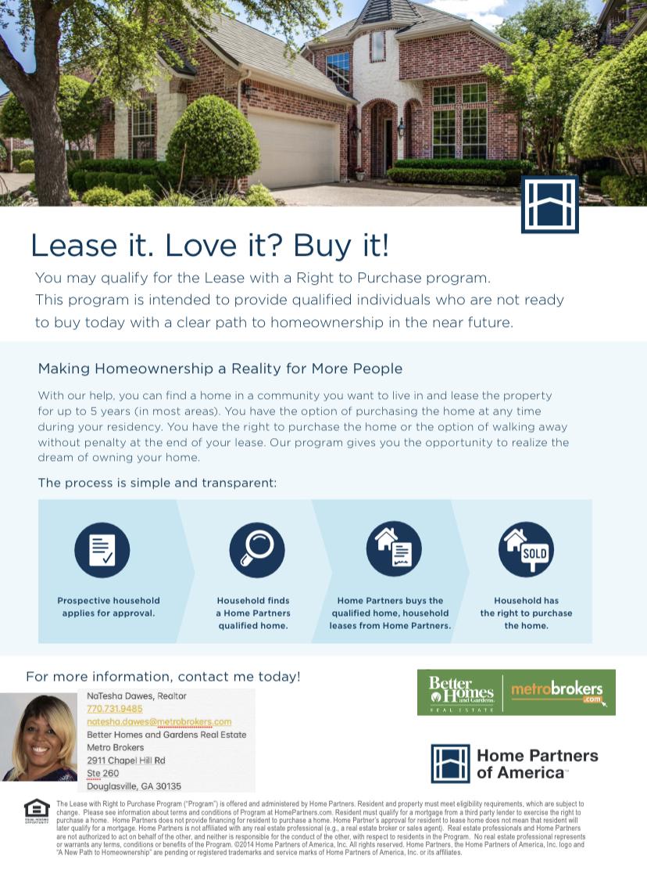 Natesha Dawes Real Estate Agent in Fairburn, GA