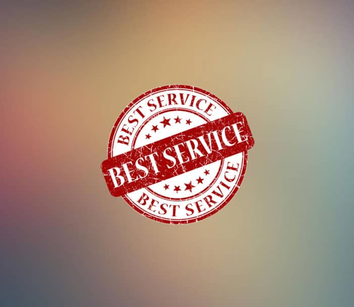 Our Service is Fast & Easy