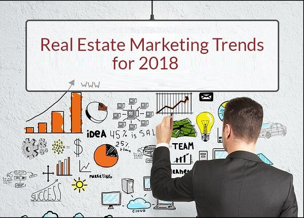 Technology Management Image: Top Real Estate Marketing Trends For 2018