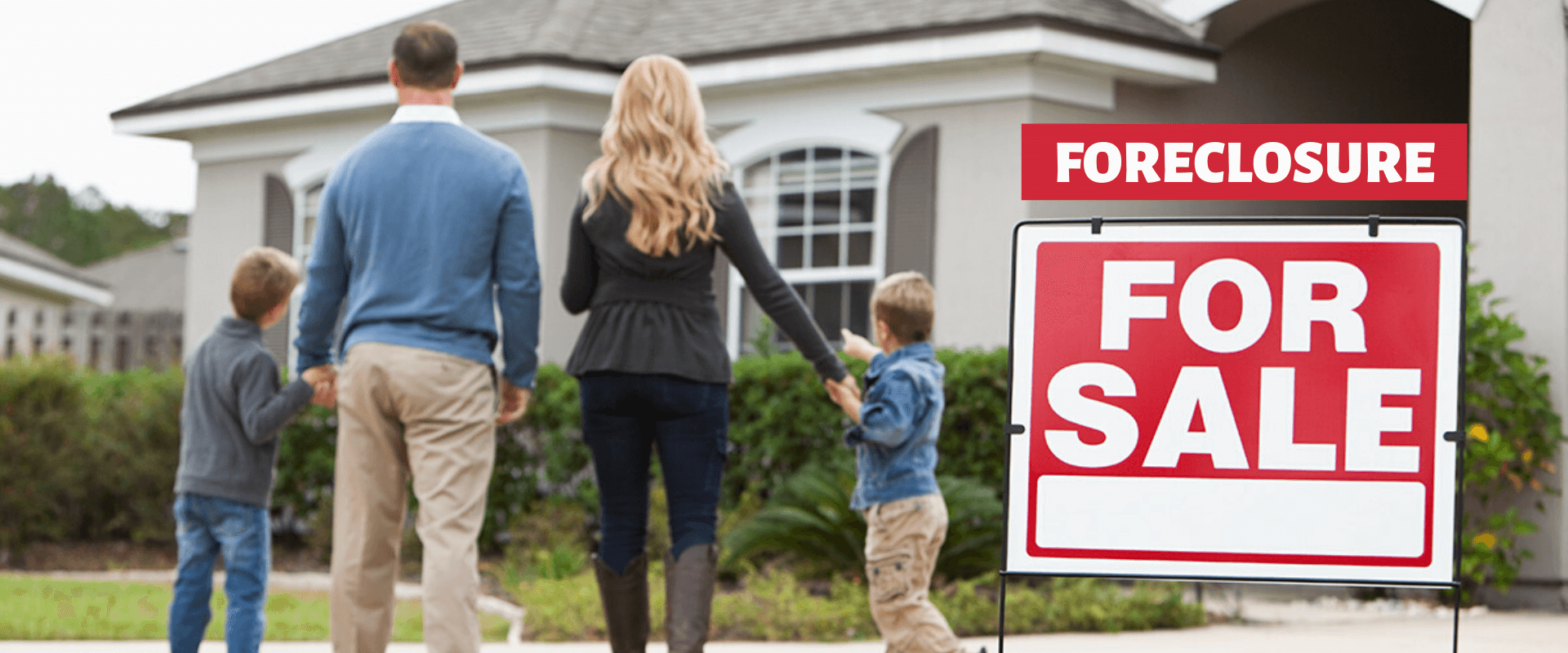 truth about foreclosed home