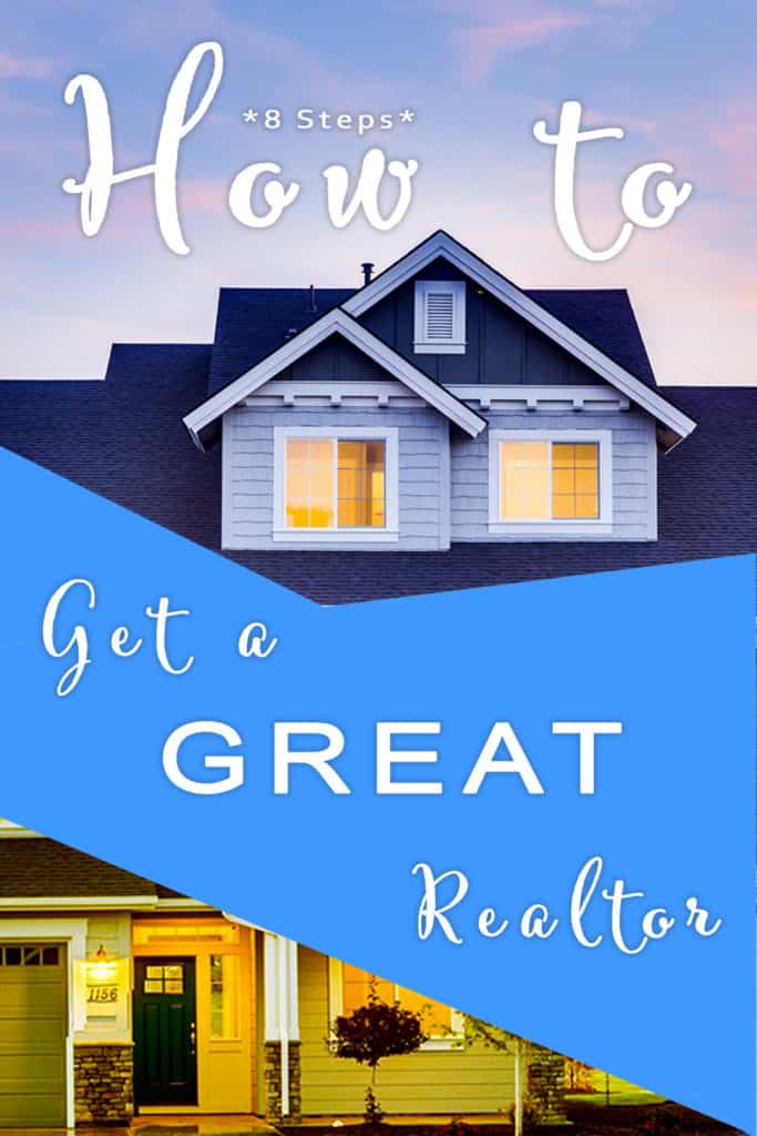 Pinterest How to get a great realtor