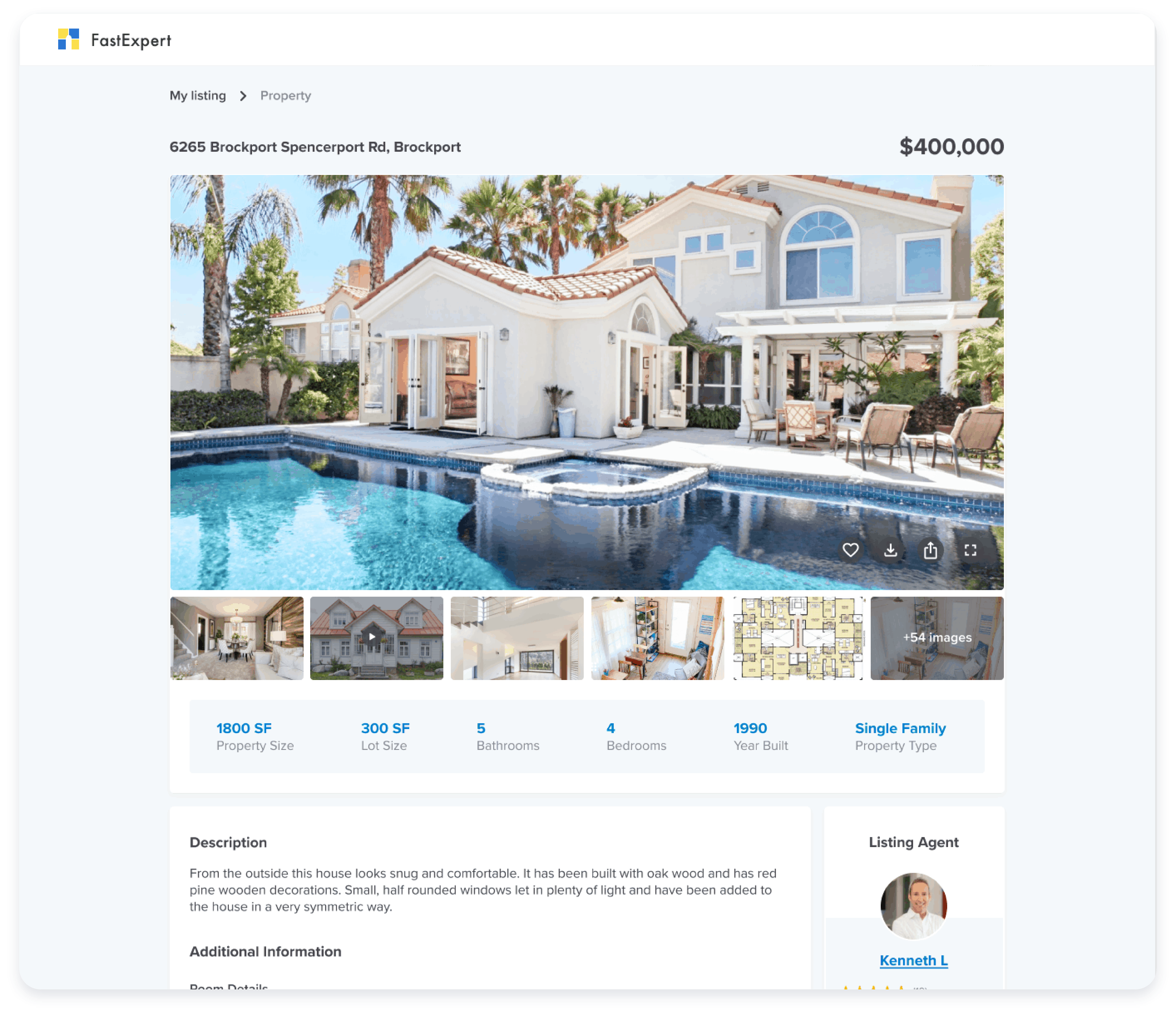 Share Your Listings